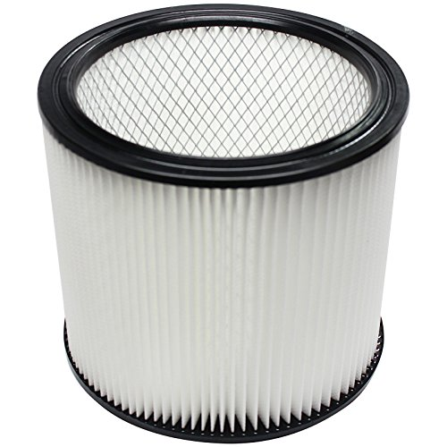 2-Pack Replacement 90304 Filter for Shop-Vac - Compatible with Shop-Vac 90304, Shop-Vac LB650C, Shop-Vac QPL650, Shop-Vac 965-06-00, Shop-Vac CH87-650C, Shop-Vac SL14-300A, Shop-Vac 925-29-10, Shop-Vac 963-12-00, Shop-Vac 596-07-00, Shop-Vac 586-74-00, Sh by UpStart Battery (Image #3)