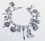 Chronicles of Narnia Inspired Charm Bracelet
