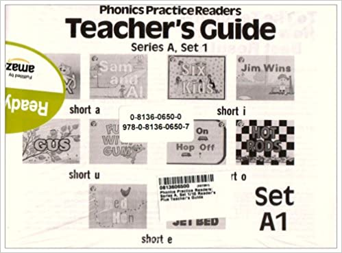 com phonics practice readers teachers guide series a set  phonics practice readers teachers guide series a set 1
