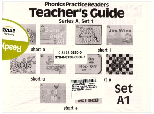 Phonics Practice Readers - Phonics Practice Readers Teachers Guide Series A, Set 1