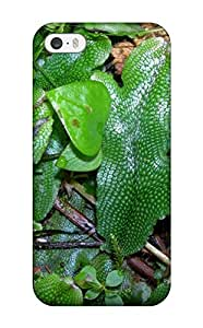 Iphone 5/5s Case Cover Skin : Premium High Quality Rainforest Plants Case by lolosakes