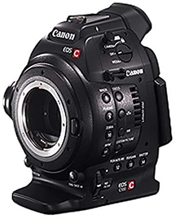 Review Canon EOS C100 Cinema
