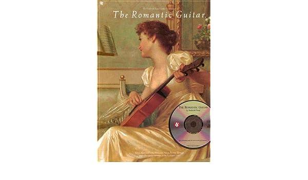 NOAD F. - The Romantic Guitar para Guitarra (Inc.CD): Amazon.es ...