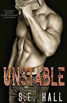 Unstable by [Hall,S.E.]