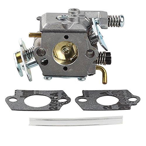 Savior C1U-W8 C1U-W14 Carburetor with Gaskets for Poulan 1950 2050 2150 2250 2375 2550 Craftsman Chainsaw Replace WALBRO WT-89 WT-324 WT-391 WT-600 WT-624 WT-625 WT-891 Carb 545081885 530069703