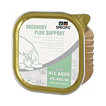 Specific Alimento para Perros Recovery Intensive Support - Paquete de 7 x 95 gr - Total: 665 gr: Amazon.es: Productos para mascotas
