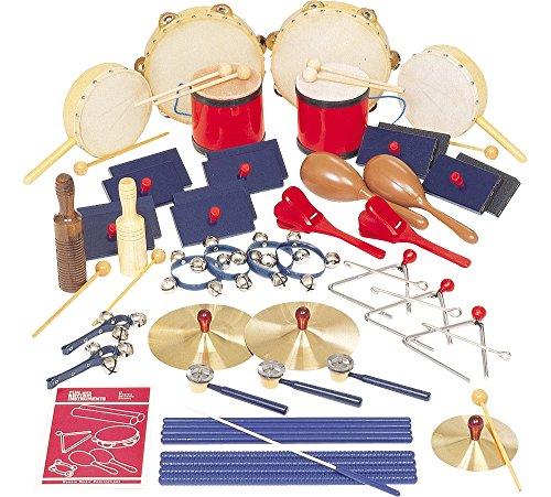 Rhythm Band Deluxe Rhythm Band Sets Rb47 - 35 Student Set