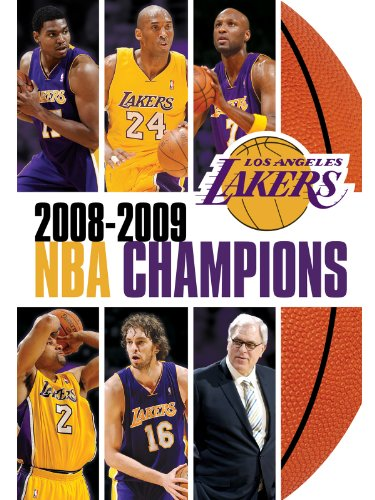 Amazon Com 2008 2009 Nba Champions Los Angeles Lakers