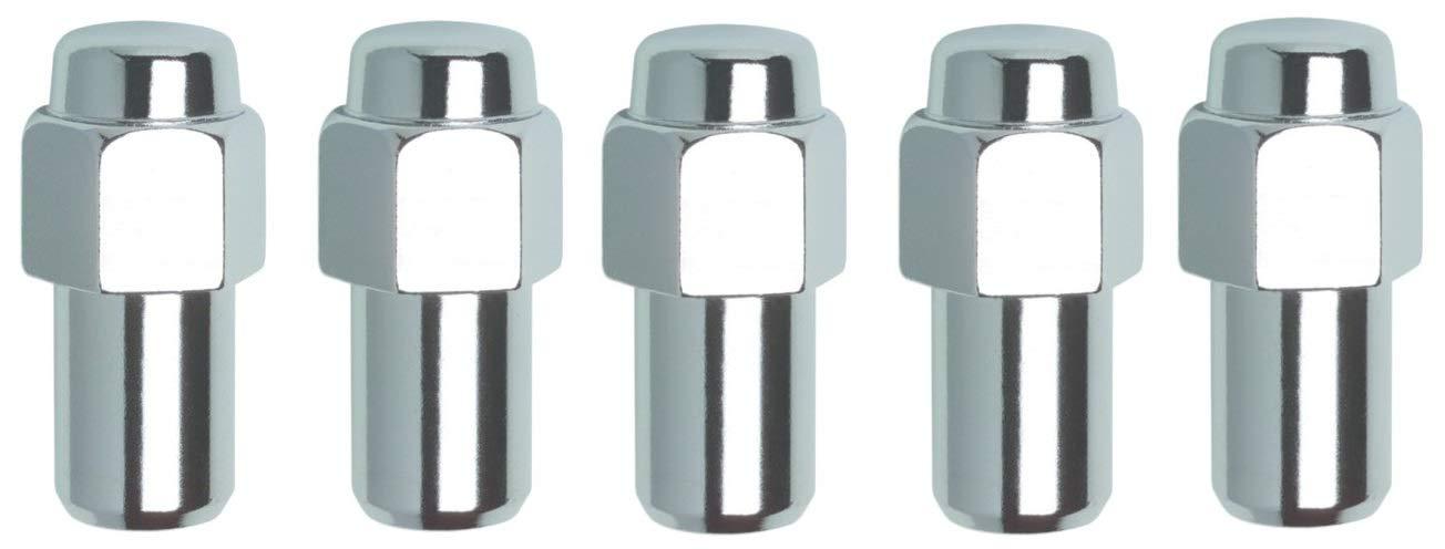 9//16 Thread Size Gorilla Automotive 75197B Duplex Mag Lug Nuts