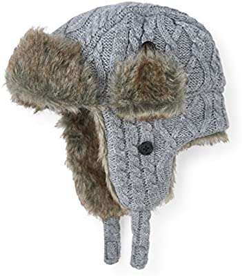 The Childrens Place Little Boys Cold Weather Hat