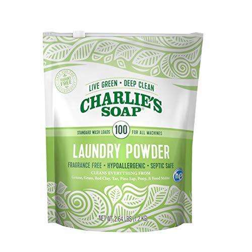 Charlie's Soap Laundry Powder...