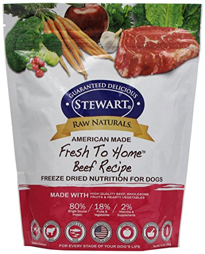 Naturals Stewart Freeze Resealable 12 Ounce product image