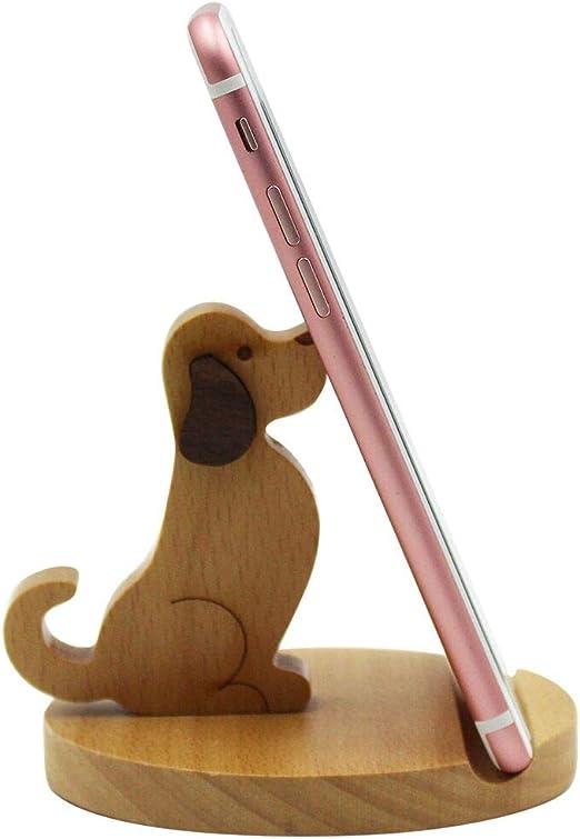 Puppy phone stand