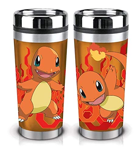Charmander Pokemon Travelers Mug