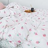 OTOB Kawaii Strawberry Bedding Duvet Cover Set