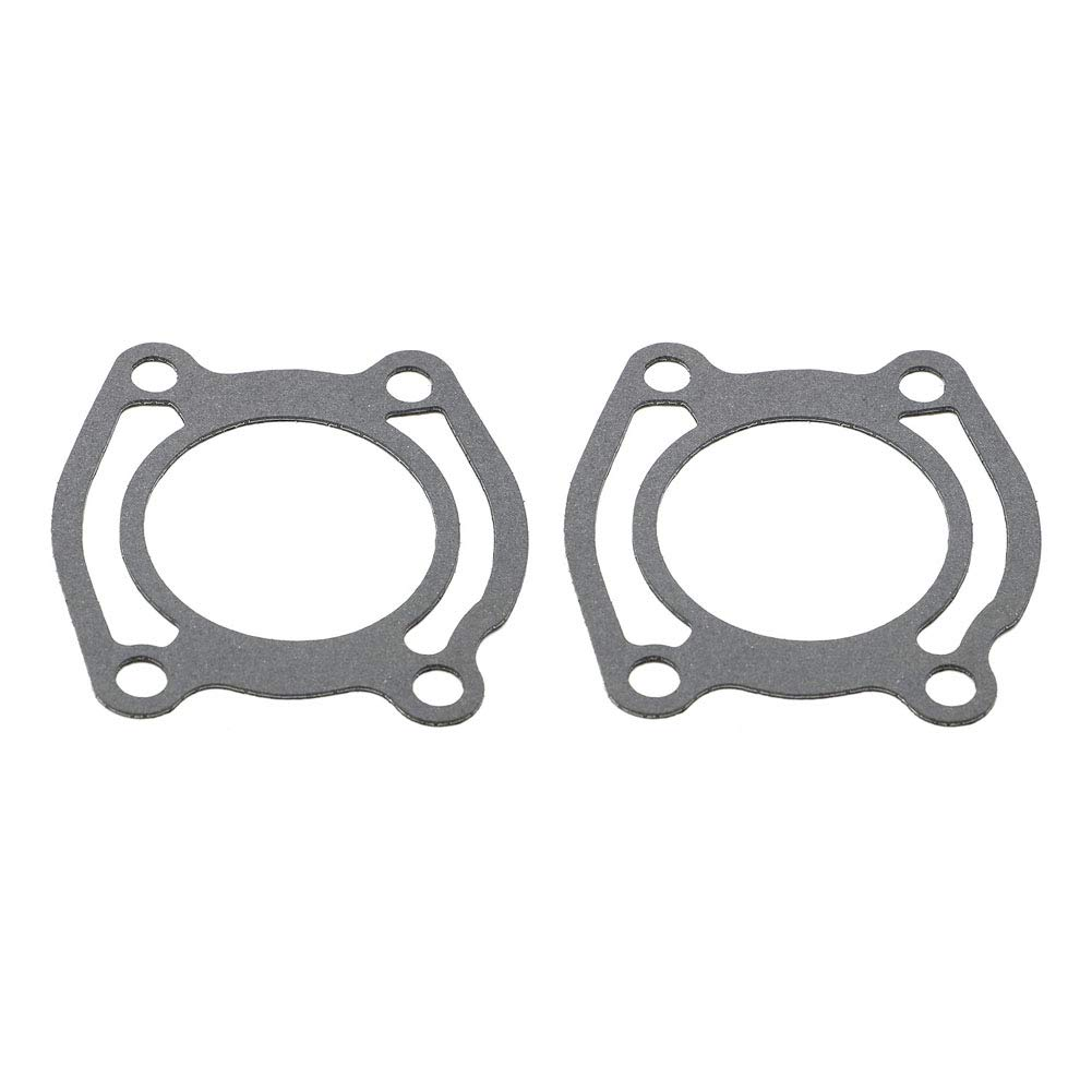Motoparty 947 951 Exhaust Manifold Pipe Gasket For SeaDoo LRV GSX GTX RX XP/Ltd Sportster LE 420931488 290931488 293250080, 2PCS