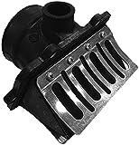 Ski Doo Carburetor to Intake Mounting Flange Manifold / Spigot MX Z Blair Morgan S.E. 2003 Snowmobile PWC# 12-14765 OEM# 420867879