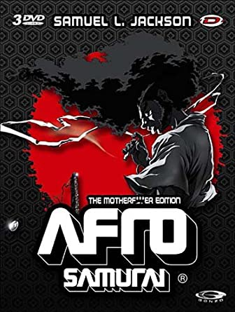 Amazon.com: Afro Samurai (The MotherFer Edition): Movies & TV