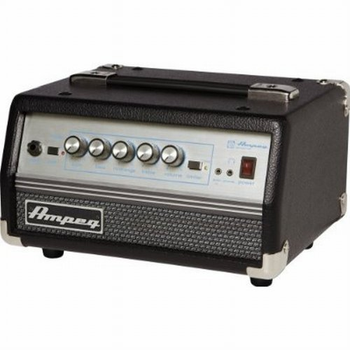 Ampeg SVT Micro-VR Bass Head, 200 Watts by Ampeg