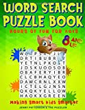 WORD SEARCH PUZZLE BOOK - HOURS OF FUN FOR AGES 8