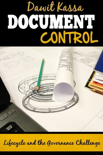 Control Document (Document Control: Lifecycle and the Governance Challenge)