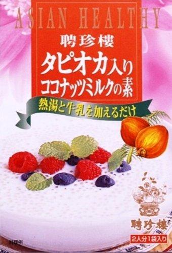 Heichinrou 105gX10 one element of tapioca containing coconut milk by Heichinrou