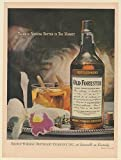 1946 Old Forester Bourbon Whisky There is Nothing Better in the Market Print Ad (67596)