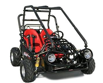 Amazon com: 110cc Viper 110 Kid Go Kart: Automotive