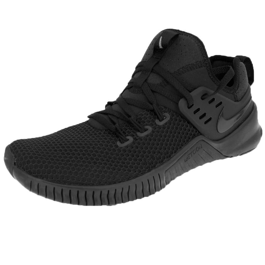 Nike Mens Free Metcon Training Shoes (8 D(M) US) Black/Black/Black