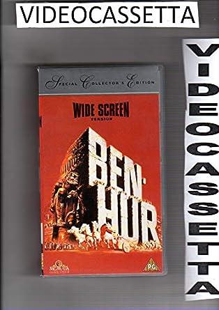 Ben-Hur [Francia] [VHS]: Amazon.es: Charlton Heston, Jack ...