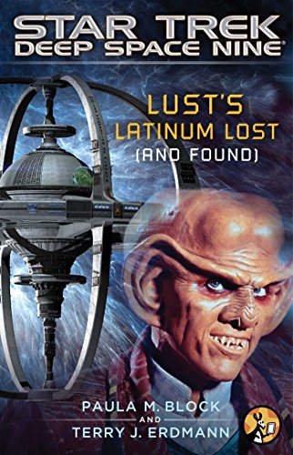 Amazon lusts latinum lost and found star trek deep space lusts latinum lost and found star trek deep space nine by fandeluxe Images