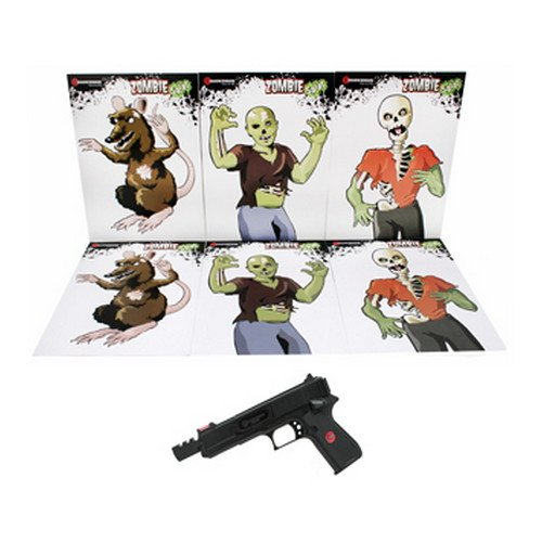 Beeman Zombie .177 Caliber Single Stroke Spring Action 18 Round BB Gun