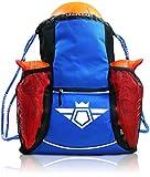 Soccerware Soccer Backpack, XL - Blue