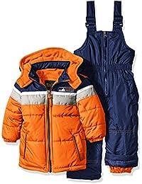 Boys' Colorblock Snowsuit