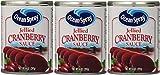 Ocean Spray Jellied Cranberry Sauce, 14 oz, 3 pk