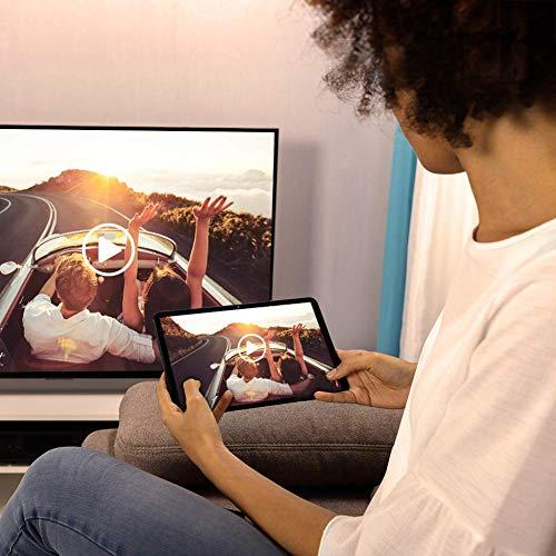 Dragon Touch K10 Tablet 10.1 Pulgadas 1280x800 HD IPS Tablet Android 8.1 con WiFi Bluetooth Procesador Quad-Core RAM de 2GB 16GB de Memoria Interna Doble Cámara Negro