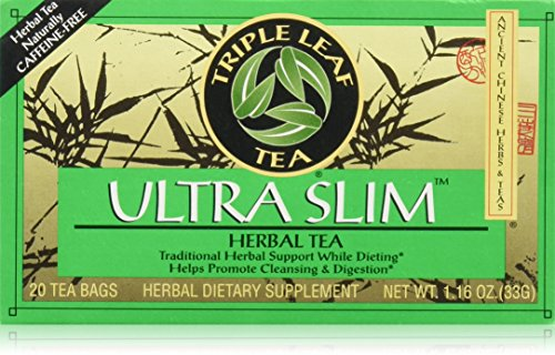 Triple Leaf Tea Ultra Slim 20 Tea Bags