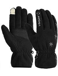 Men S Cold Weather Gloves Amazon Com