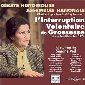 L'Interruption Volontaire de Grossesse Discours