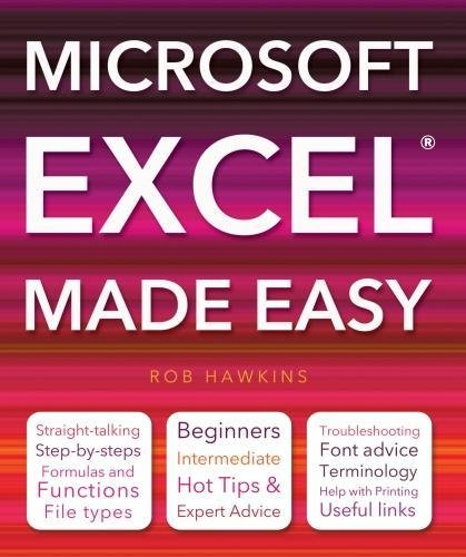 - Microsoft Excel Made Easy (Computing Made Easy)