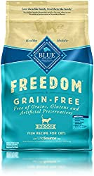 Blue Buffalo Freedom Grain Free Dry Adult Cat Food