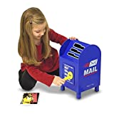 : Melissa & Doug Mailbox and Mail Set
