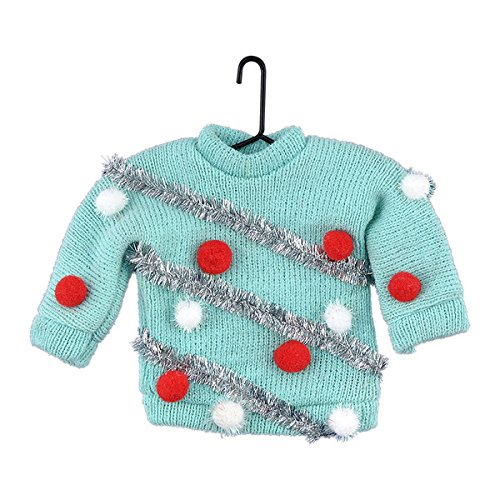 Department 56 Uglier Sweater Ornament #4039648