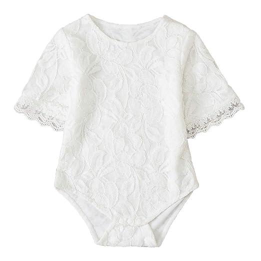 Baby Mode Reh Blumen Mädchen Strampler Shirt Hose Schlafanzug Schneeanzug Body
