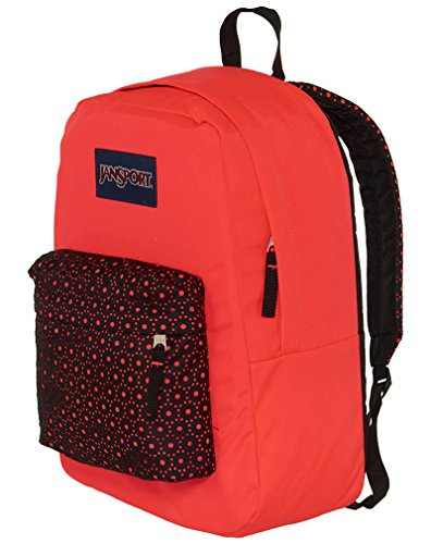 JanSport High Stakes Backpack (Black Laser Lace)