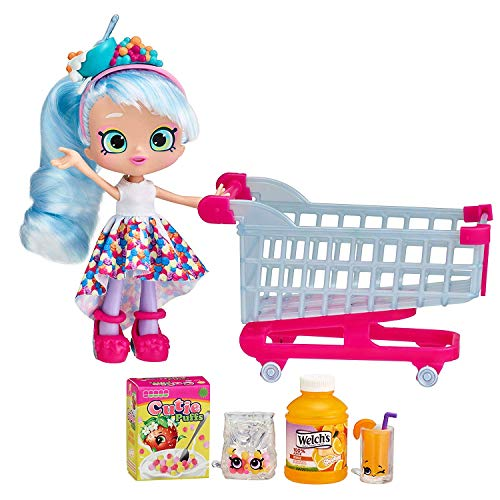 Shopkins Real Littles Shopp'n Cart Pack is a top Christmas toy for girls