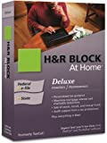 H&R Block At Home 2009 Deluxe Federal + State + eFile [OLD VERSION] thumbnail