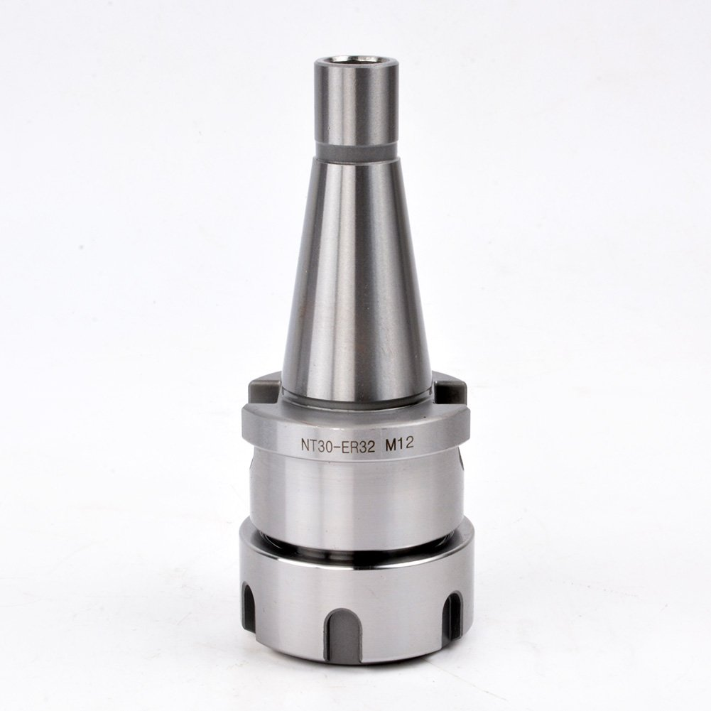 NT30-ER32 M12 Arbor Hardened Alloy Steel CNC Milling Toolholder,Surface Rust Treatment,Durable,For CNC Milling Lathe