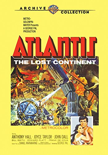 The Atlantis Lost Continent by