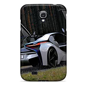 Cute Appearance Cover/tpu ZFsST4549wCuwT Bmw Vision Case For Galaxy S4